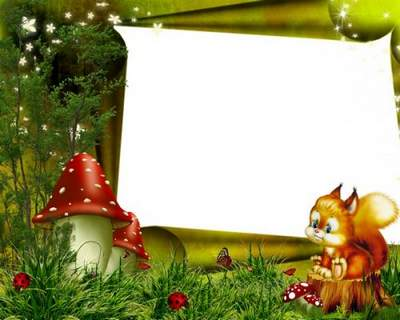Kids Frame for Photoshop download - I would like in a fairy tale