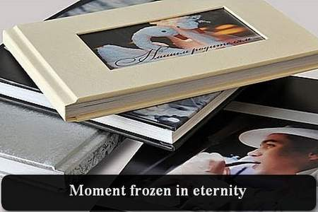 Moment frozen in eternity