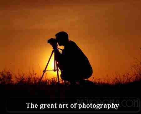 The great art of photography