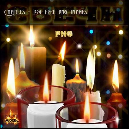 Candles clipart download - 194 free png images