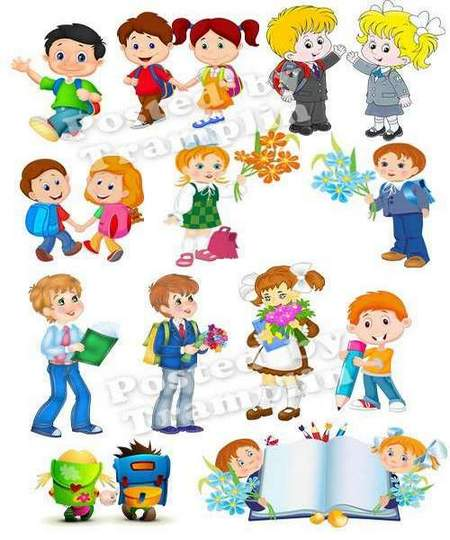 School children download - free clipart 100 png images