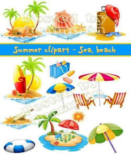 Sea, beach png download - free clipart 15 png images
