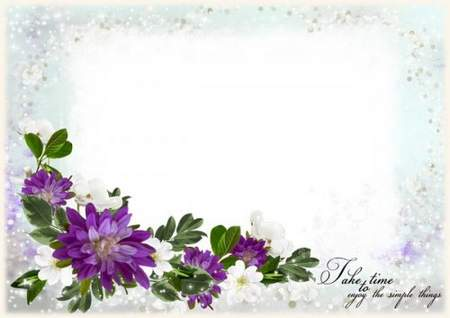 Romantic frame download - free frame psd