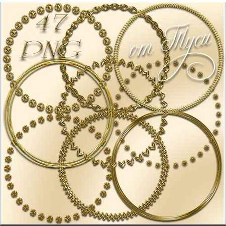 Round png frames download - 47 gold round free png frames