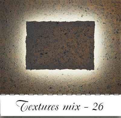 Textures mix 25 JPEG, max 8000 x 6000 px, rar 108 MB