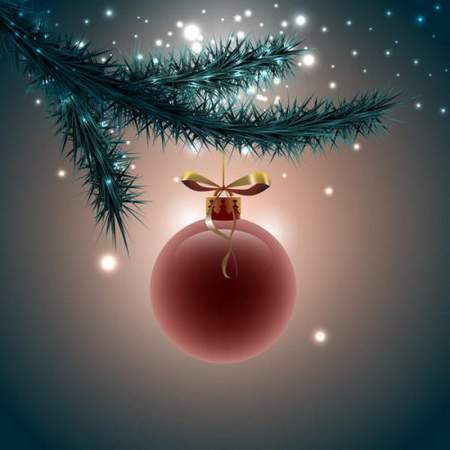 Christmas backgrounds psd download - free 2 psd (layered)