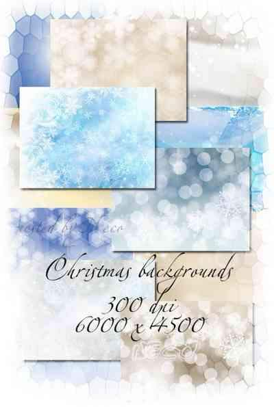 Christmas backgrounds and Winter backgrounds - free backgrounds, free download