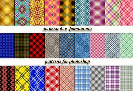 Patterns for Photoshop - Cells