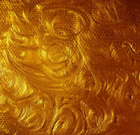 Golden texture in the grid