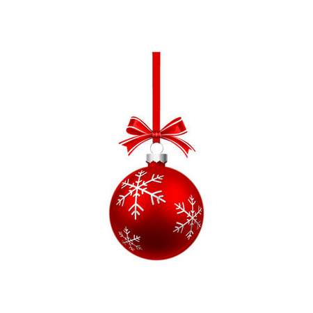Clip Art psd Christmas balls (free clipart psd, free download)