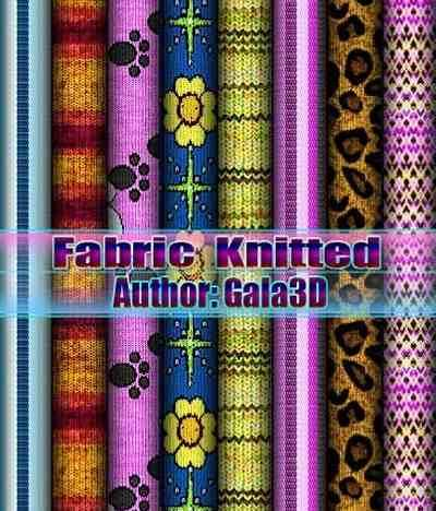 Fabric knitted Textures ( free textures, free download )
