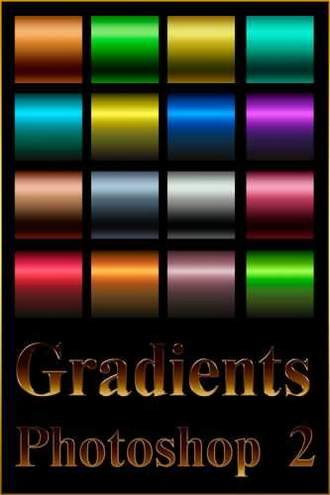 Gradients for Photoshop 2 ( free Gradients, free download )