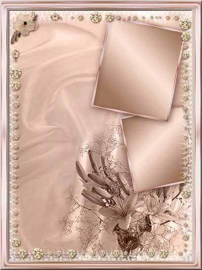 Romantic frame psd for photo download ( free photo frame psd, free download )