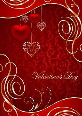 PSD source for Photoshop - Valentine's Day 8 ( free Valentine psd file, free download )